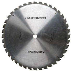 LS500 Lame en acier de remplacement - 500 x 30m…