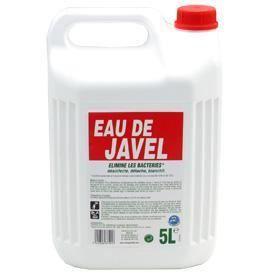 Eau de javel 5l achat vente eau de javel eau de javel for Mousse eau de javel