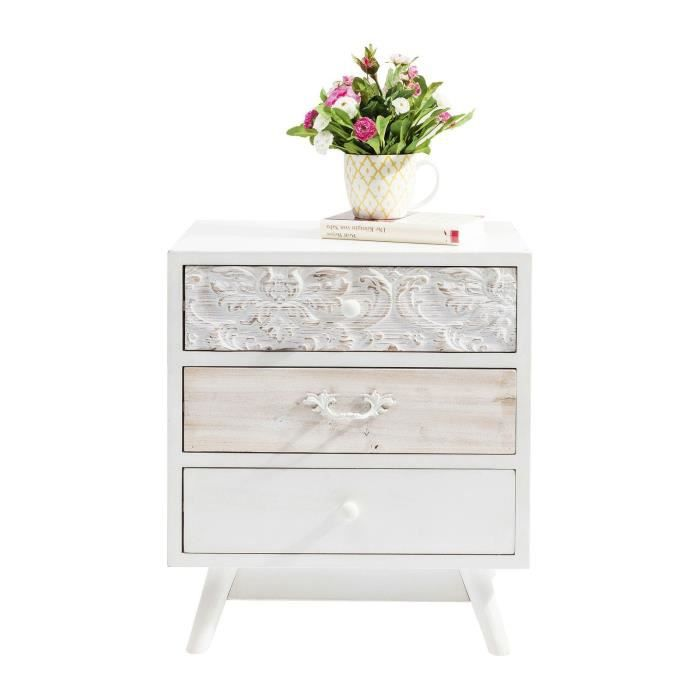 Chevet sweet home kare design achat vente chevet for Sweet home meuble
