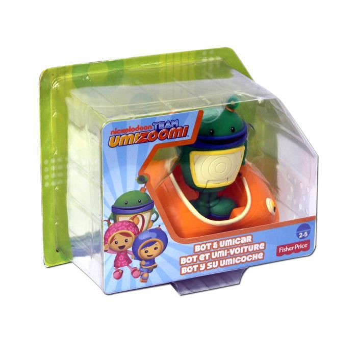 Fisher price team umizoomi v hicule bot jouets p achat - Jeux de umizoomi ...