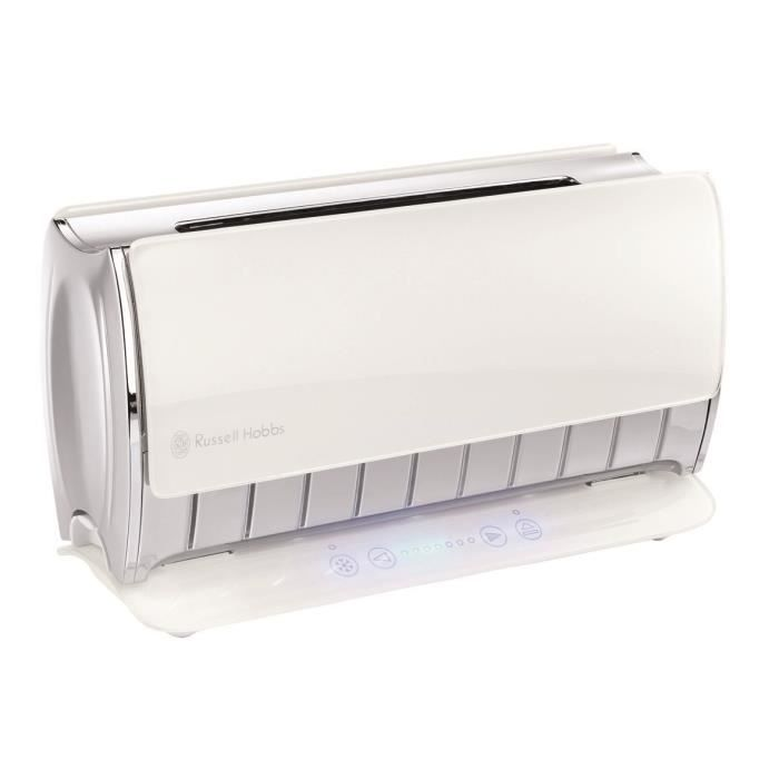 Grille pain russell hobbs glass touch 14390 8 achat vente grille pain toaster cdiscount - Russell hobbs grille pain ...