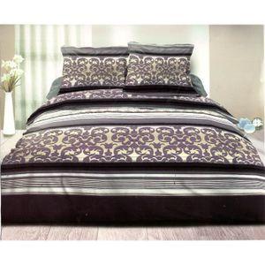 parures de drap pour lit 2 personnes achat vente parures de drap pour lit 2 personnes pas. Black Bedroom Furniture Sets. Home Design Ideas