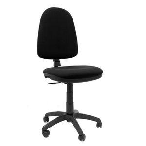 piqueras y crespo mod le 04cp chaise de bureau achat vente chaise de bureau noir cdiscount. Black Bedroom Furniture Sets. Home Design Ideas