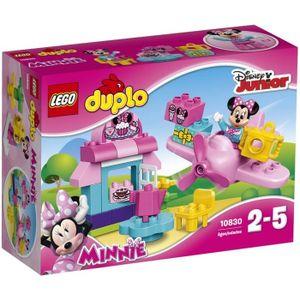 ASSEMBLAGE CONSTRUCTION LEGO® DUPLO® Mickey Mouse 10830 Le Café de Minnie