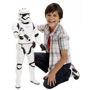 FIGURINE - PERSONNAGE STAR WARS VII Figurine Stormtrooper 80 cm