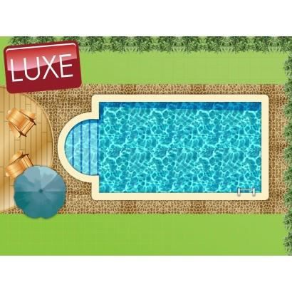 piscine en kit bloc polystyr ne 6x3 m esc 39 roman achat vente kit piscine piscine kit bloc. Black Bedroom Furniture Sets. Home Design Ideas