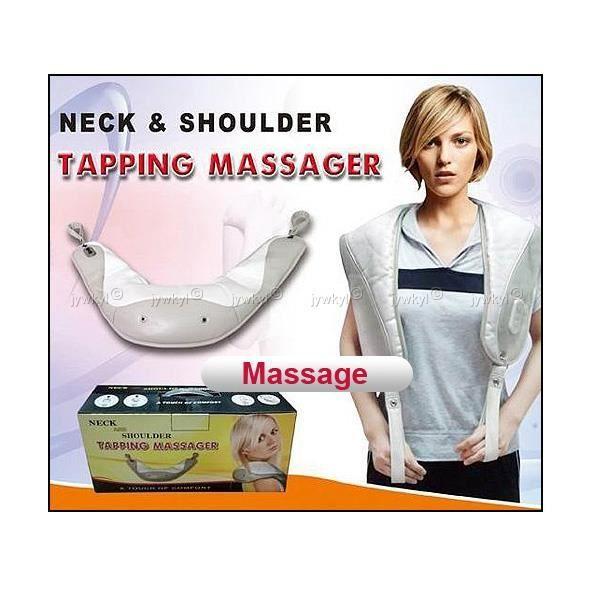 appareil de massage cou epaule dos abdomen cein achat. Black Bedroom Furniture Sets. Home Design Ideas