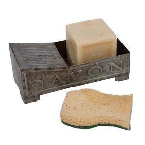 Distributeur de savon pour evier achat vente for Porte savon encastrable