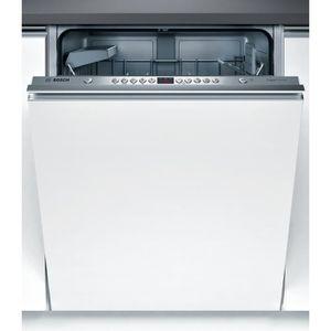 bosch smv53n40eu lave vaiss tout int grable achat vente lave vaisselle cdiscount. Black Bedroom Furniture Sets. Home Design Ideas