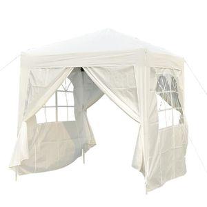 Tonnelle pliante 2x2m achat vente tonnelle pliante 2x2m pas cher cdiscount - Tente de jardin pas cher ...