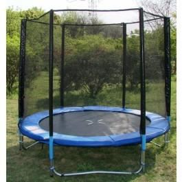 trampoline 305cm filet protection 5411074130831 achat vente trampoline cdiscount. Black Bedroom Furniture Sets. Home Design Ideas