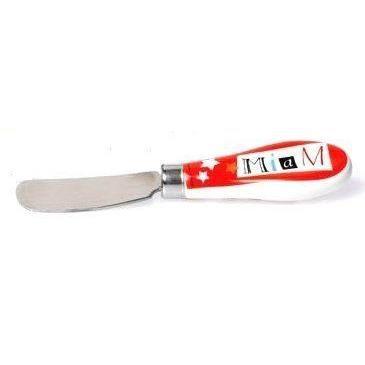 foxtrot 9024atbl couteau beurre motif table m achat vente couteau de cuisine foxtrot. Black Bedroom Furniture Sets. Home Design Ideas