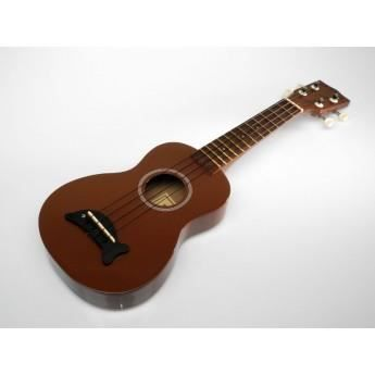 Makala dolphin marron housse ukulele soprano achat for Housse ukulele