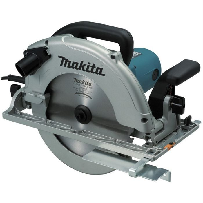 Scie circulaire Ø 270 mm Makita 5104S, 2100W points forts : scie