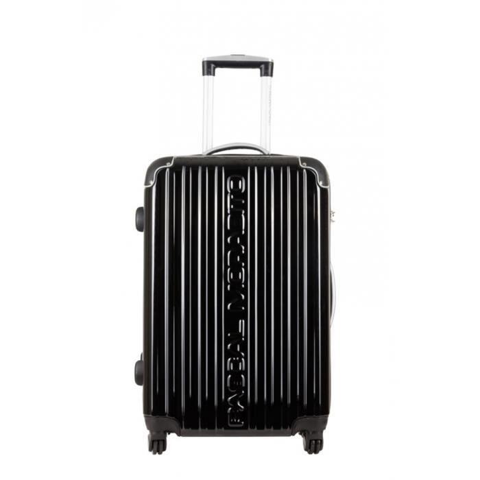 pascal morabito valises homme valise golda noir achat vente valise bagage pascal morabito. Black Bedroom Furniture Sets. Home Design Ideas