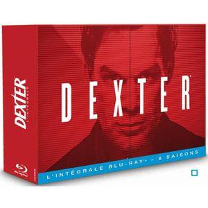 BLU-RAY SÉRIE Blu-ray Dexter - L'intégrale : Saisons 1 à 8