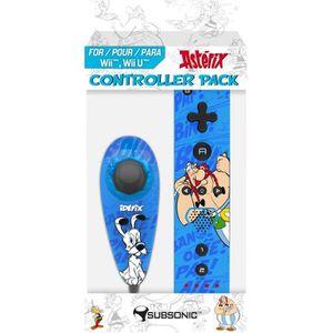 MANETTE CONSOLE SUBSONIC Pack Télécommande + Manette Astérix Wii /