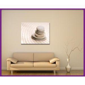 Tableau toile zen achat vente tableau toile zen pas for Tableau impression sur toile