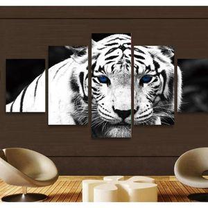 tableau panthere noire achat vente tableau panthere noire pas cher les soldes sur. Black Bedroom Furniture Sets. Home Design Ideas