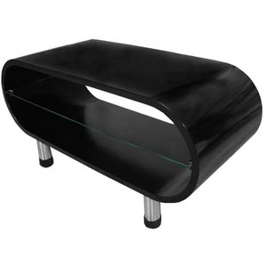 meuble tv pied bois achat vente meuble tv pied bois pas cher cdiscount. Black Bedroom Furniture Sets. Home Design Ideas