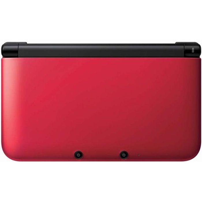 console 3ds xl rouge noire achat vente console 3ds. Black Bedroom Furniture Sets. Home Design Ideas