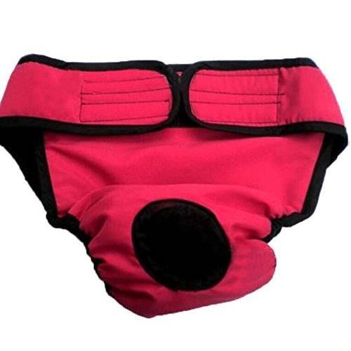 culotte sanitaire chien avec valco fermeture l achat. Black Bedroom Furniture Sets. Home Design Ideas