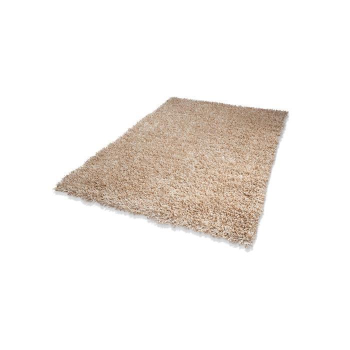 dekowe tapis poils longs corado beige 60x130 cm achat. Black Bedroom Furniture Sets. Home Design Ideas