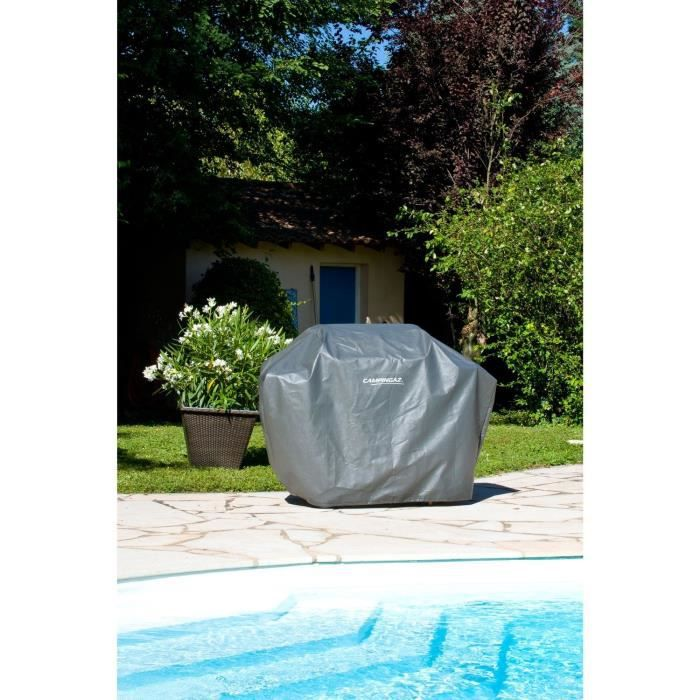 Housse bbq renf taille xxl achat vente housse b che for Housse barbecue campingaz xxl