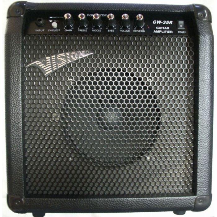 ampli guitare 50w avec reverb et distortion pas cher. Black Bedroom Furniture Sets. Home Design Ideas