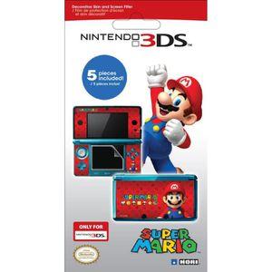 Pack d'Accessoires Mario 3DS
