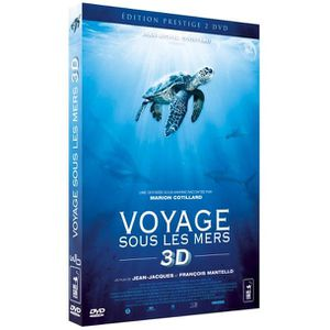 BLU-RAY DOCUMENTAIRE Blu-Ray Voyage sous les mers 3d