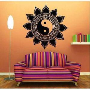 Yin et yang decoration achat vente yin et yang for Deco yin yang