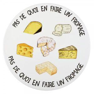PLAT DE SERVICE Plateau a fromages Pas De Quoi En Faire Un Fromage
