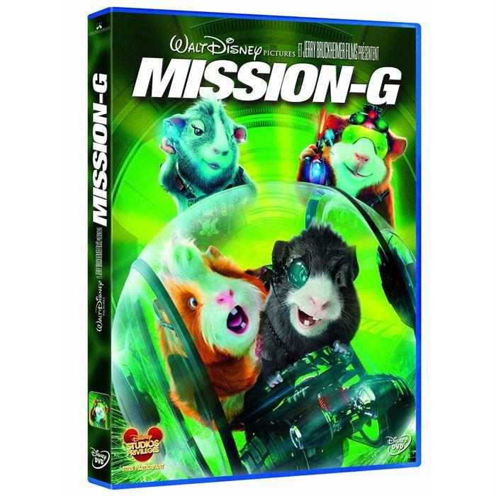 Mission G Le Film En Français