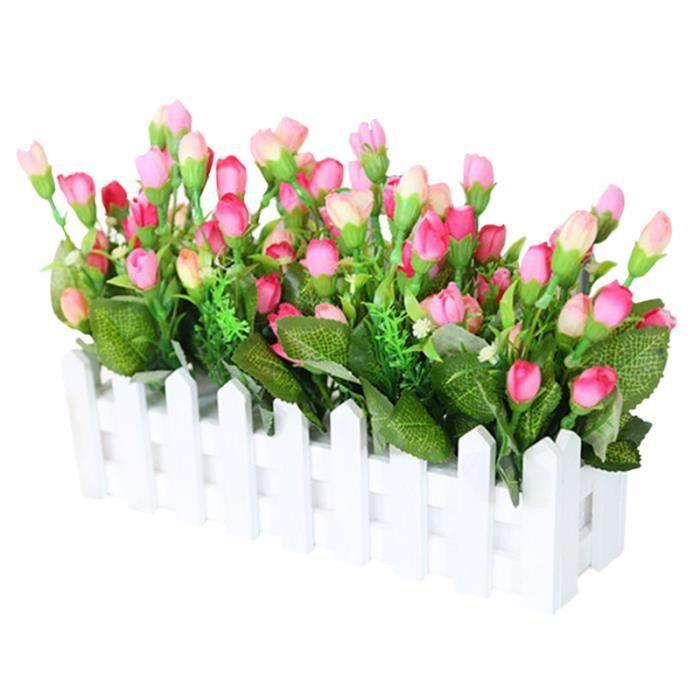 30cm cl tures home d coration fleur tulip de fleurs artificielle achat vente fleur. Black Bedroom Furniture Sets. Home Design Ideas
