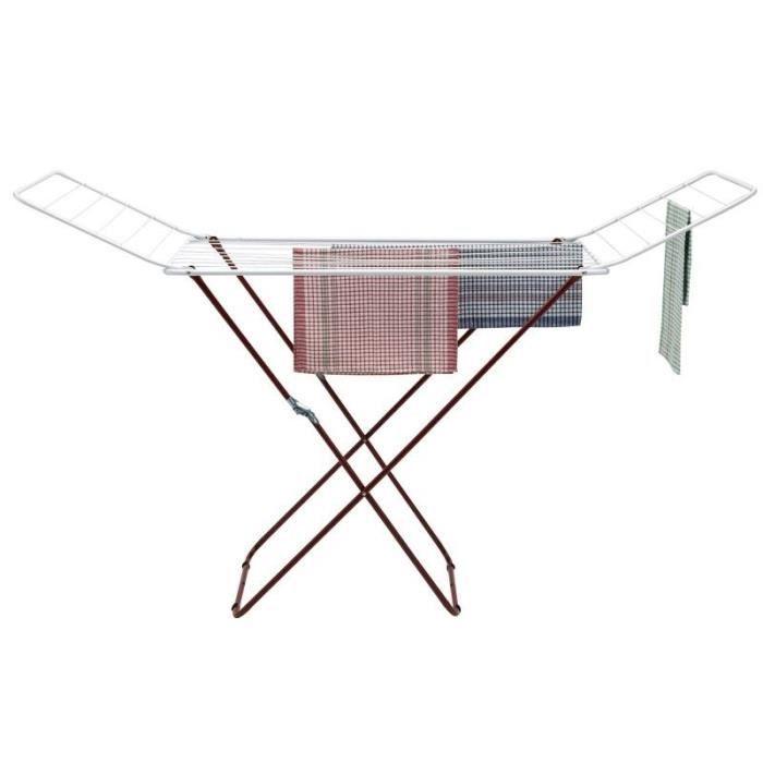 sechoir a linge pliable achat vente pi ce lavage s chage cdiscount. Black Bedroom Furniture Sets. Home Design Ideas
