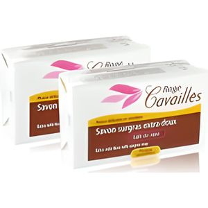 Rogé Cavaillès Savon Surgras Extra-doux Lait de Ro