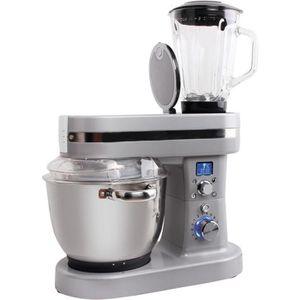 robot petrin de cuisine 1200w bomann 6 3l achat vente robot petrin de cuisine 1200w bomann 6. Black Bedroom Furniture Sets. Home Design Ideas