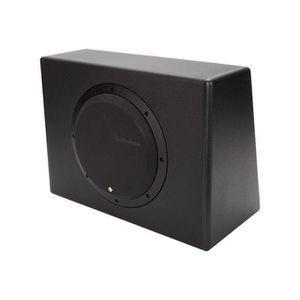 caison de basse amplifie voiture achat vente caison de basse amplifie voiture pas cher. Black Bedroom Furniture Sets. Home Design Ideas