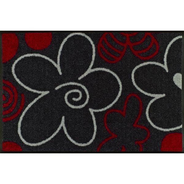 Tapis Design Grey Valentine 50 X 75 Achat Vente Tapis Cadeaux De No L Cdiscount