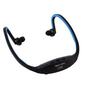 casque sport sans fil sport fm mp3 achat vente casque sport sans fil sport fm mp3 pas cher. Black Bedroom Furniture Sets. Home Design Ideas