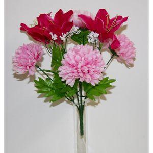 fleurs artificielles exterieur achat vente fleurs artificielles exterieur pas cher cdiscount. Black Bedroom Furniture Sets. Home Design Ideas