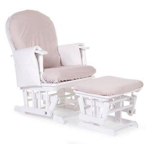 Coussin fauteuil a bascule achat vente coussin for Housse coussin fauteuil