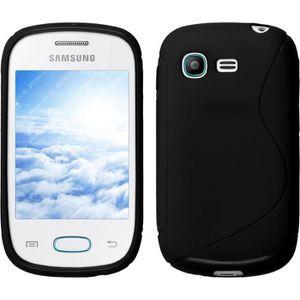 COQUE - BUMPER Coque en Silicone pour Samsung Galaxy Pocket Neo -