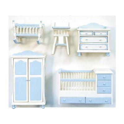 Accessoires maison poup es chambre b b achat vente for Accessoire chambre bebe