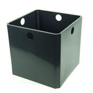 Cube de rangement modulable bleu marine rangez vos accessoires dans ces cub - Cube rangement modulable ...