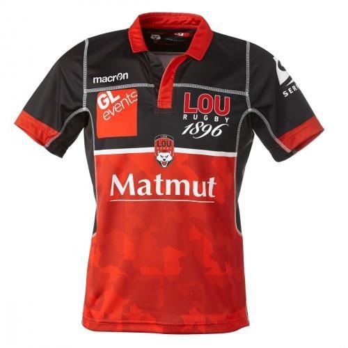 le sport sports collectifs maillot europe adulte lou rugby top  f lyo