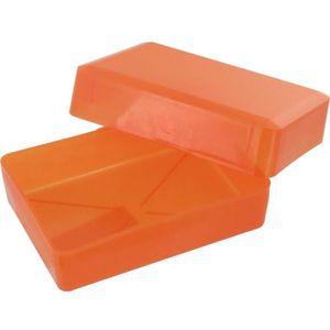 Boite a savon plastique achat vente boite a savon for Boite a savon gifi