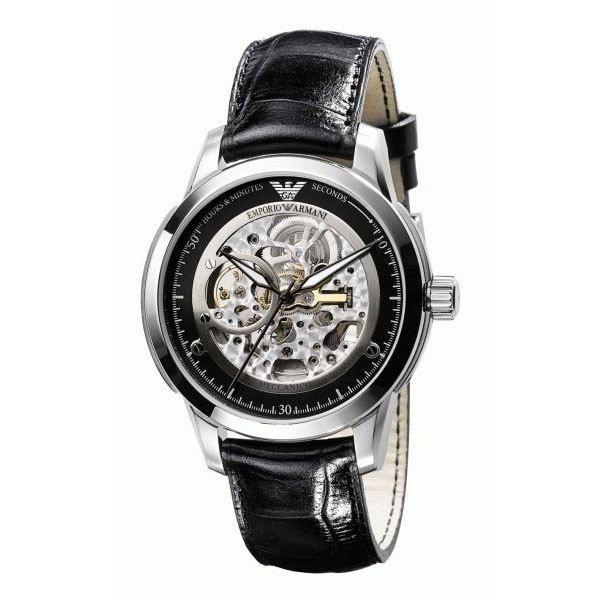 montre homme emporio armani automatique ar4625 achat vente montre bracelet bient t les. Black Bedroom Furniture Sets. Home Design Ideas