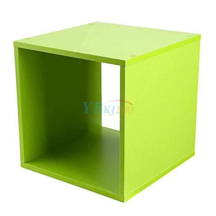 couche de l 39 tag re biblioth que en bois rangement livre 4 couleurs pour choisir achat vente. Black Bedroom Furniture Sets. Home Design Ideas
